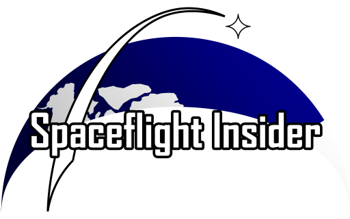 Spaceflight Insider logo with art